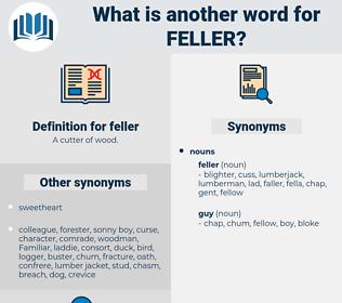 feller, synonym feller, another word for feller, words like feller, thesaurus feller