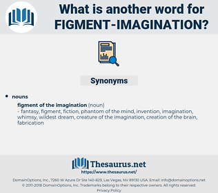 figment imagination, synonym figment imagination, another word for figment imagination, words like figment imagination, thesaurus figment imagination