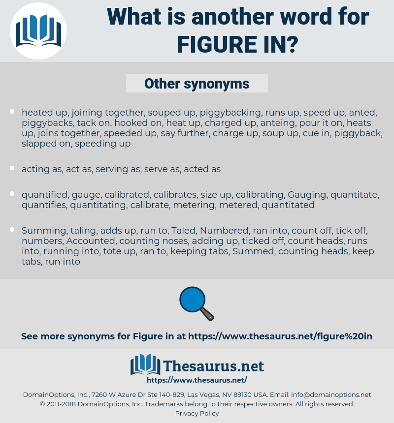figure in, synonym figure in, another word for figure in, words like figure in, thesaurus figure in