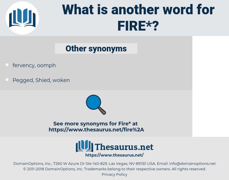 fire, synonym fire, another word for fire, words like fire, thesaurus fire