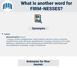 firm-nesses, synonym firm-nesses, another word for firm-nesses, words like firm-nesses, thesaurus firm-nesses
