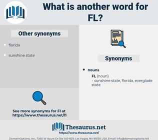 fl, synonym fl, another word for fl, words like fl, thesaurus fl