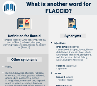 flaccid, synonym flaccid, another word for flaccid, words like flaccid, thesaurus flaccid