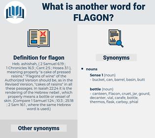 flagon, synonym flagon, another word for flagon, words like flagon, thesaurus flagon