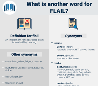 flail, synonym flail, another word for flail, words like flail, thesaurus flail