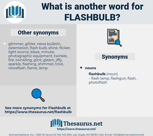 flashbulb, synonym flashbulb, another word for flashbulb, words like flashbulb, thesaurus flashbulb