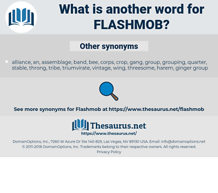 flashmob, synonym flashmob, another word for flashmob, words like flashmob, thesaurus flashmob