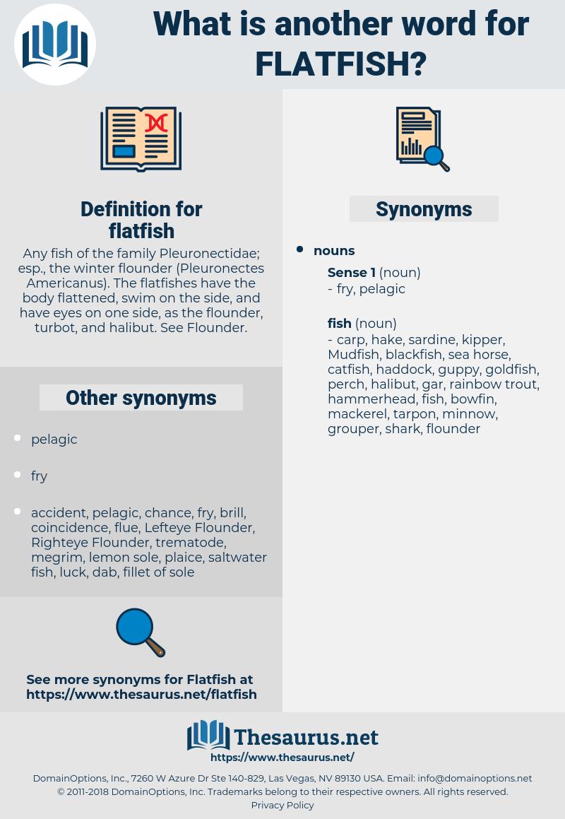 flatfish, synonym flatfish, another word for flatfish, words like flatfish, thesaurus flatfish