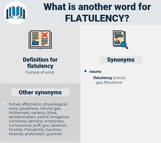 flatulency, synonym flatulency, another word for flatulency, words like flatulency, thesaurus flatulency