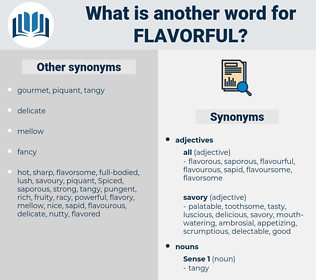 flavorful, synonym flavorful, another word for flavorful, words like flavorful, thesaurus flavorful