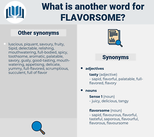 flavorsome, synonym flavorsome, another word for flavorsome, words like flavorsome, thesaurus flavorsome