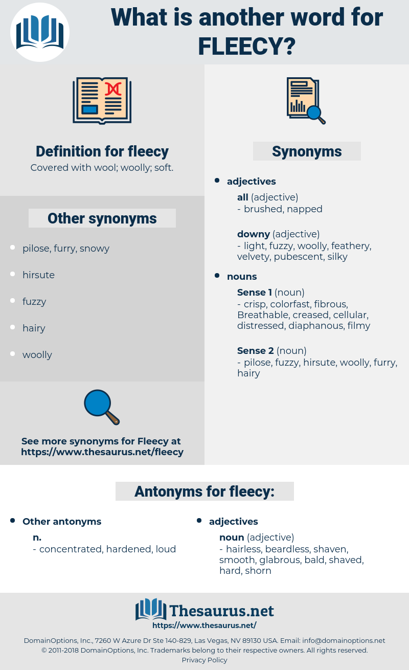 fleecy, synonym fleecy, another word for fleecy, words like fleecy, thesaurus fleecy