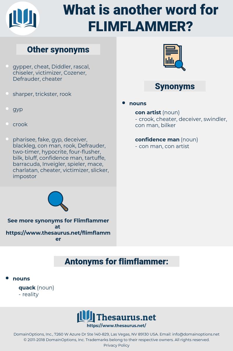 flimflammer, synonym flimflammer, another word for flimflammer, words like flimflammer, thesaurus flimflammer