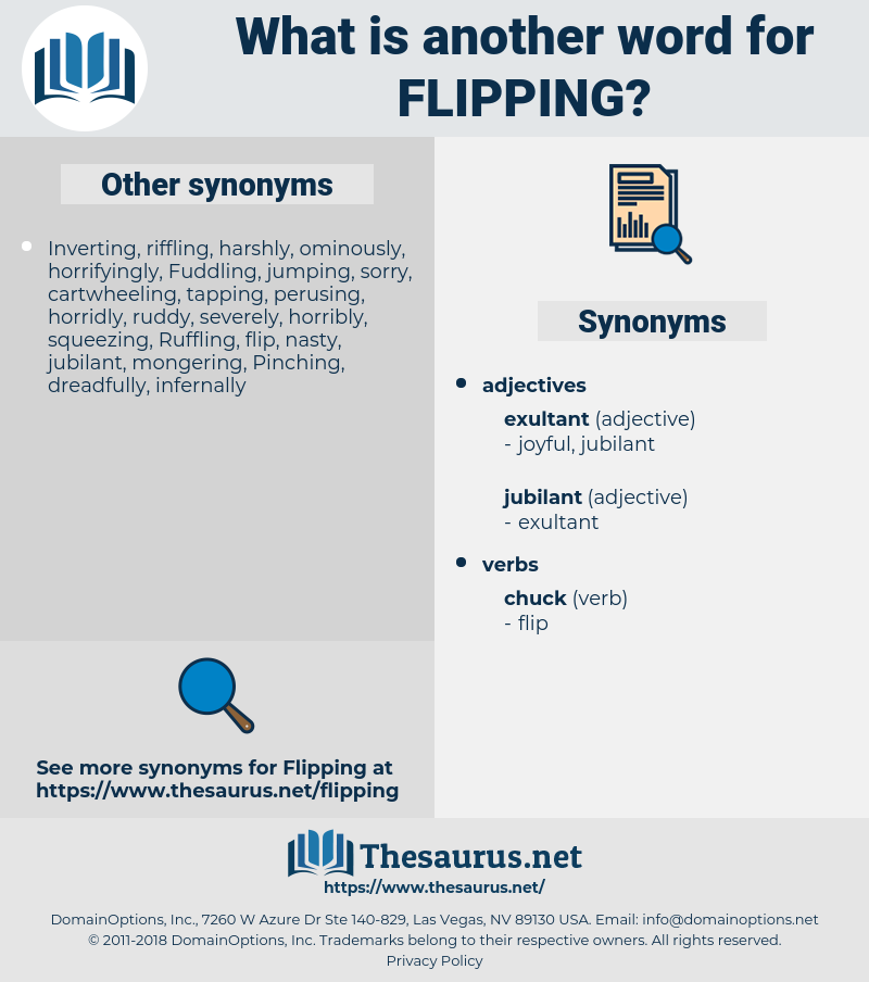 Flipping, synonym Flipping, another word for Flipping, words like Flipping, thesaurus Flipping