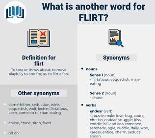 flirt, synonym flirt, another word for flirt, words like flirt, thesaurus flirt