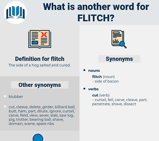 flitch, synonym flitch, another word for flitch, words like flitch, thesaurus flitch