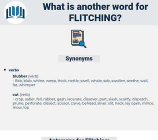 Flitching, synonym Flitching, another word for Flitching, words like Flitching, thesaurus Flitching