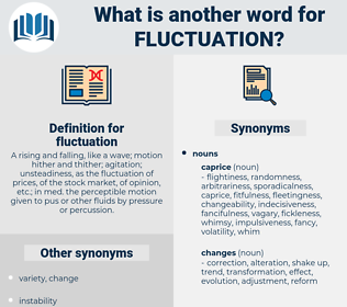 fluctuation, synonym fluctuation, another word for fluctuation, words like fluctuation, thesaurus fluctuation