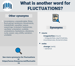 fluctuations, synonym fluctuations, another word for fluctuations, words like fluctuations, thesaurus fluctuations