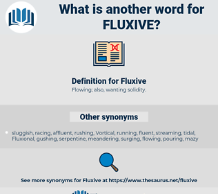 Fluxive, synonym Fluxive, another word for Fluxive, words like Fluxive, thesaurus Fluxive