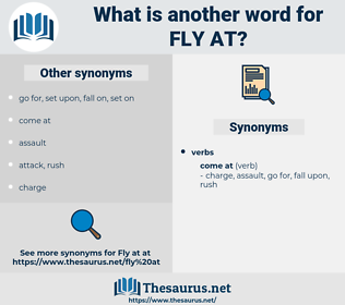 fly at, synonym fly at, another word for fly at, words like fly at, thesaurus fly at