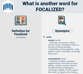 Focalized, synonym Focalized, another word for Focalized, words like Focalized, thesaurus Focalized