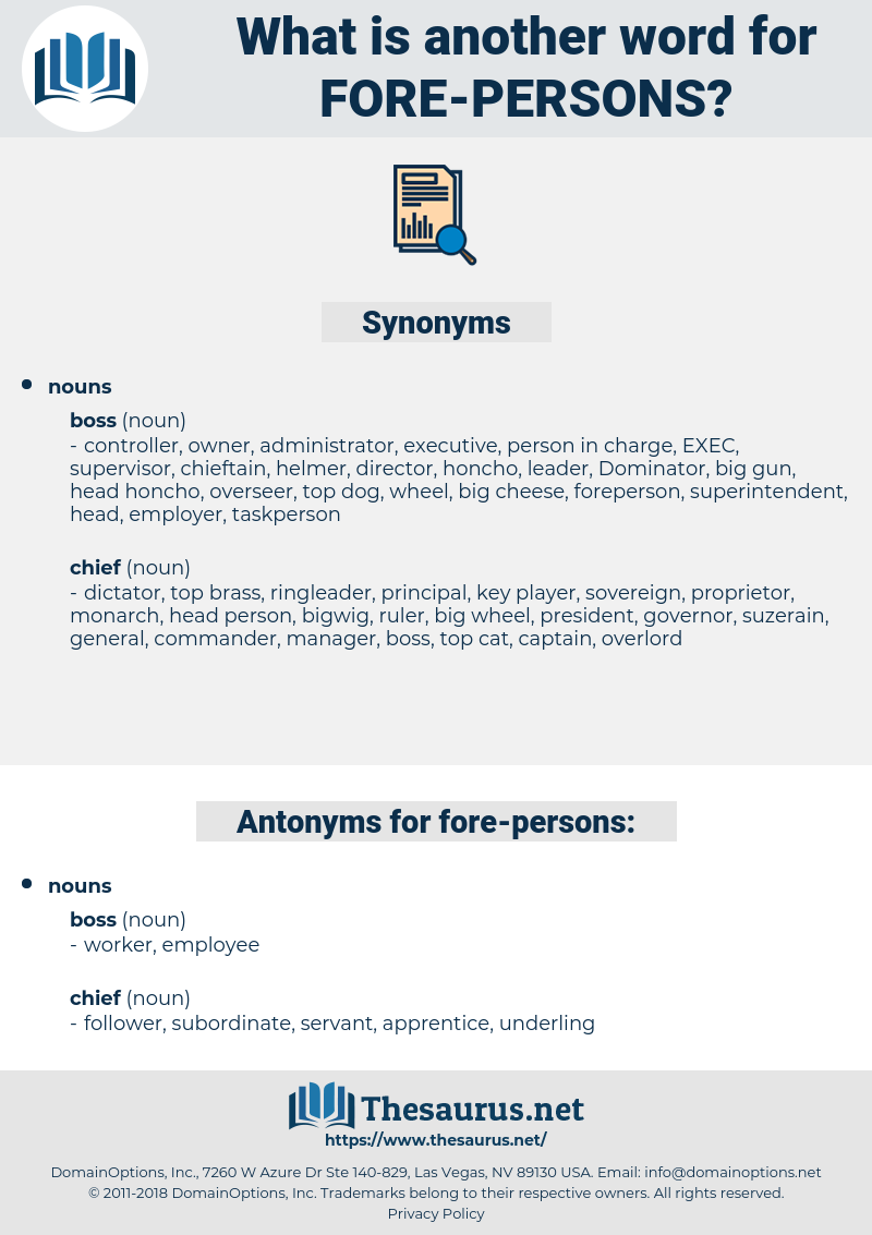 fore-persons, synonym fore-persons, another word for fore-persons, words like fore-persons, thesaurus fore-persons