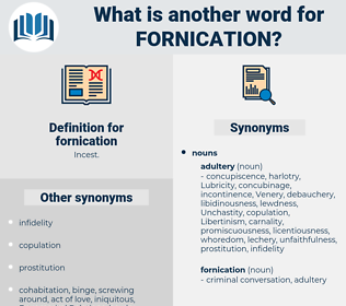 fornication, synonym fornication, another word for fornication, words like fornication, thesaurus fornication