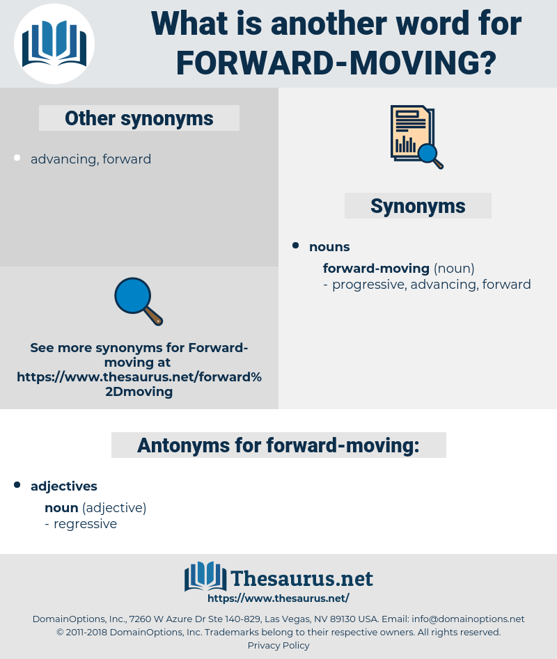 forward-moving, synonym forward-moving, another word for forward-moving, words like forward-moving, thesaurus forward-moving