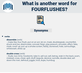 fourflushes, synonym fourflushes, another word for fourflushes, words like fourflushes, thesaurus fourflushes