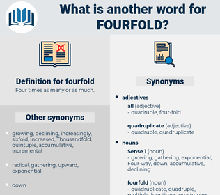fourfold, synonym fourfold, another word for fourfold, words like fourfold, thesaurus fourfold