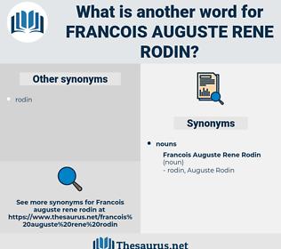 Francois Auguste Rene rodin, synonym Francois Auguste Rene rodin, another word for Francois Auguste Rene rodin, words like Francois Auguste Rene rodin, thesaurus Francois Auguste Rene rodin