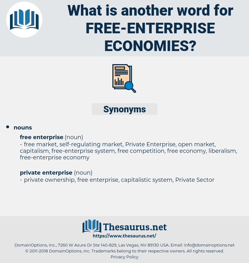 free-enterprise economies, synonym free-enterprise economies, another word for free-enterprise economies, words like free-enterprise economies, thesaurus free-enterprise economies