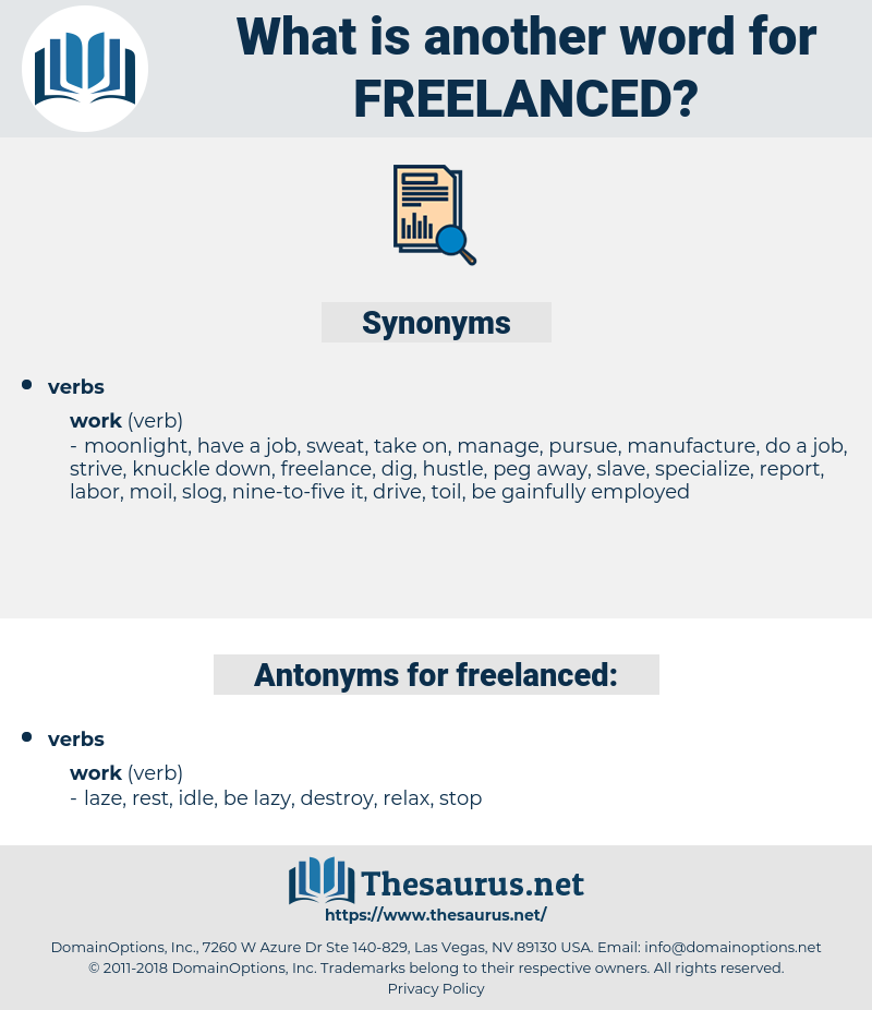freelanced, synonym freelanced, another word for freelanced, words like freelanced, thesaurus freelanced