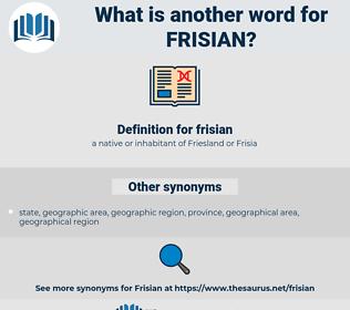 frisian, synonym frisian, another word for frisian, words like frisian, thesaurus frisian