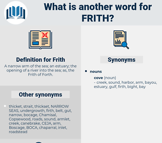 Frith, synonym Frith, another word for Frith, words like Frith, thesaurus Frith