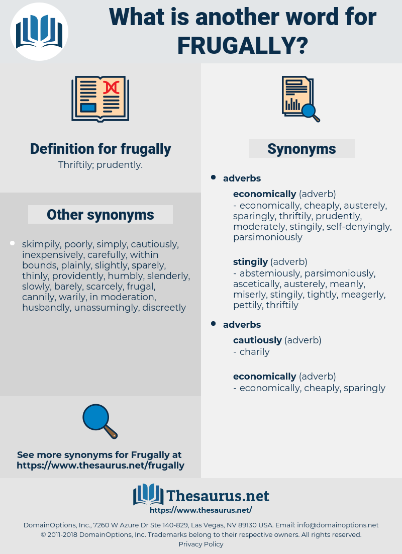 frugally, synonym frugally, another word for frugally, words like frugally, thesaurus frugally