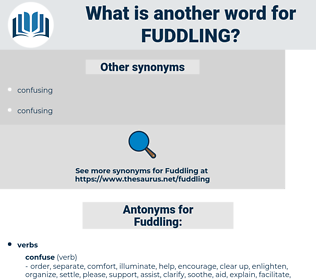 Fuddling, synonym Fuddling, another word for Fuddling, words like Fuddling, thesaurus Fuddling
