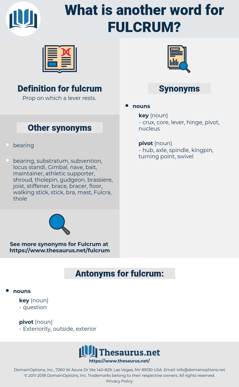 fulcrum, synonym fulcrum, another word for fulcrum, words like fulcrum, thesaurus fulcrum