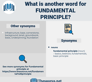 fundamental principle, synonym fundamental principle, another word for fundamental principle, words like fundamental principle, thesaurus fundamental principle