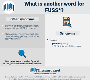fuss, synonym fuss, another word for fuss, words like fuss, thesaurus fuss