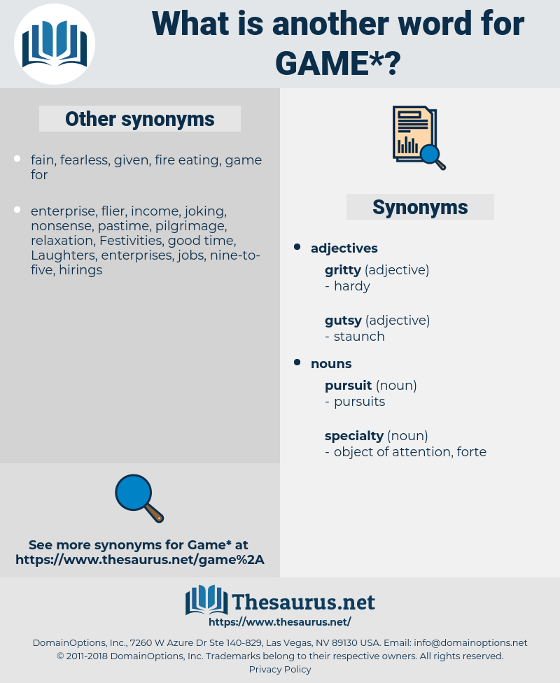 game, synonym game, another word for game, words like game, thesaurus game