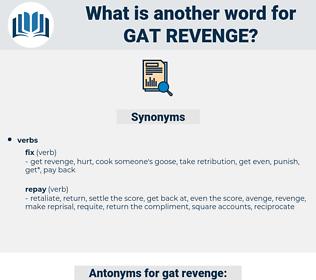 gat revenge, synonym gat revenge, another word for gat revenge, words like gat revenge, thesaurus gat revenge