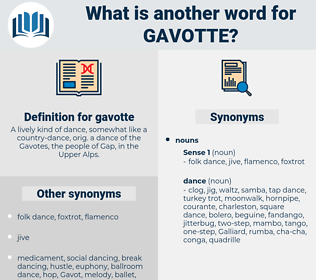 gavotte, synonym gavotte, another word for gavotte, words like gavotte, thesaurus gavotte