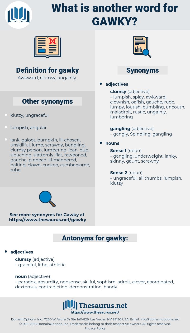 gawky, synonym gawky, another word for gawky, words like gawky, thesaurus gawky