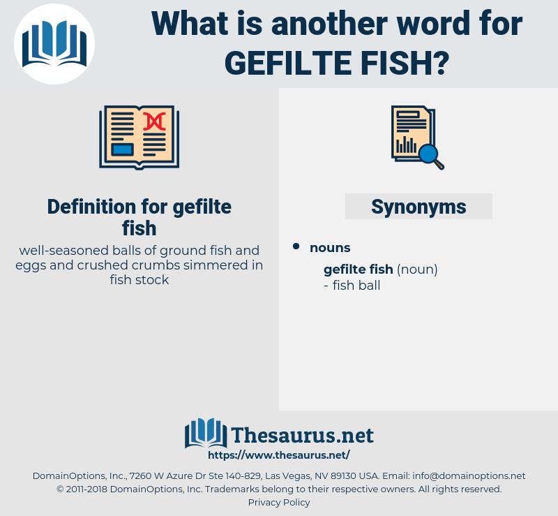 gefilte fish, synonym gefilte fish, another word for gefilte fish, words like gefilte fish, thesaurus gefilte fish