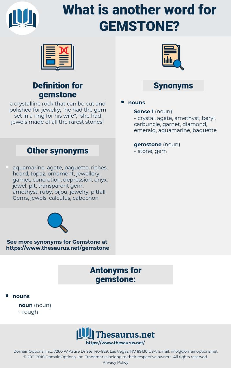 gemstone, synonym gemstone, another word for gemstone, words like gemstone, thesaurus gemstone