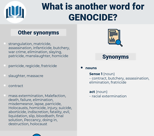 genocide, synonym genocide, another word for genocide, words like genocide, thesaurus genocide