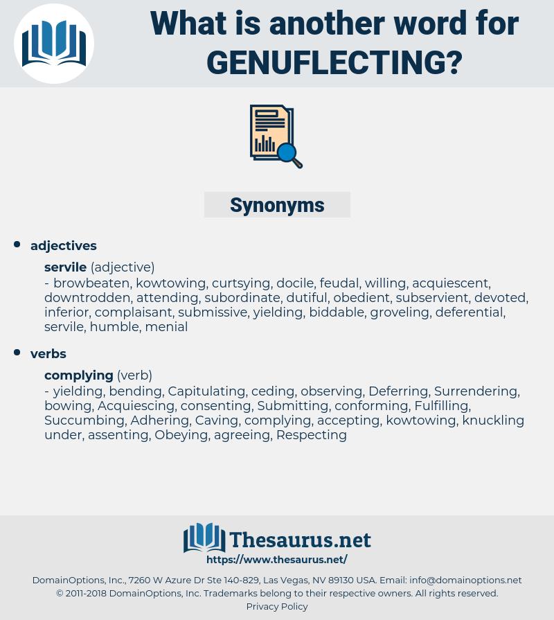 Genuflecting, synonym Genuflecting, another word for Genuflecting, words like Genuflecting, thesaurus Genuflecting