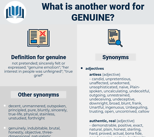 genuine, synonym genuine, another word for genuine, words like genuine, thesaurus genuine